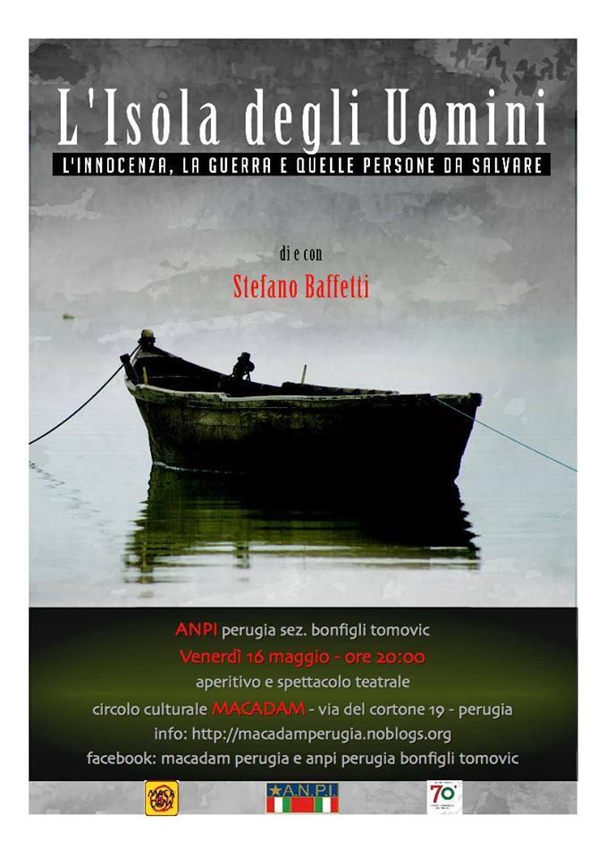 16 maggio 2014 - isola degli uomini